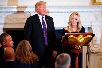 Donald Trump and Paula White