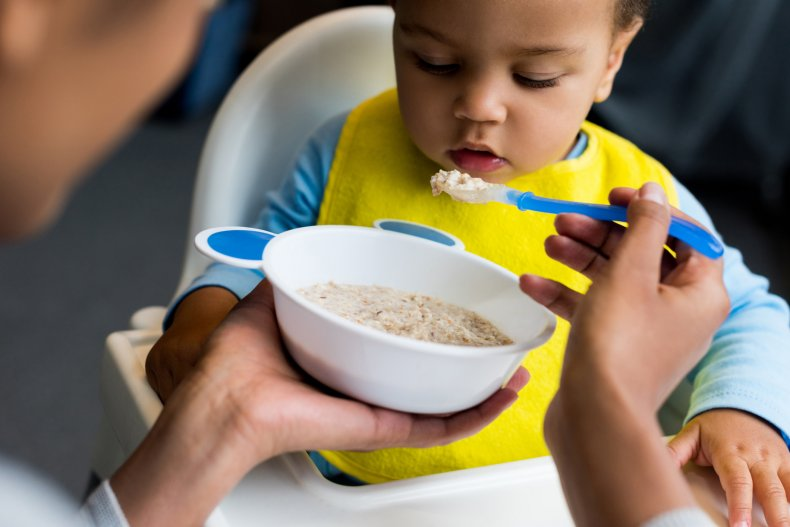 baby, toddler, food, stock, getty