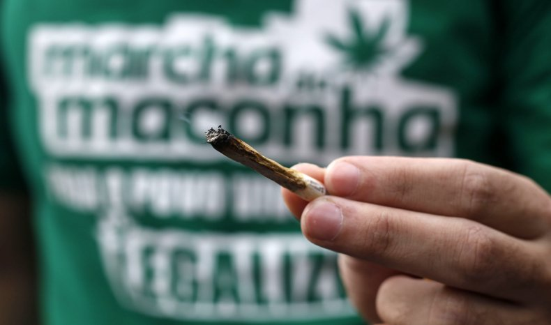 Weed in Brazil