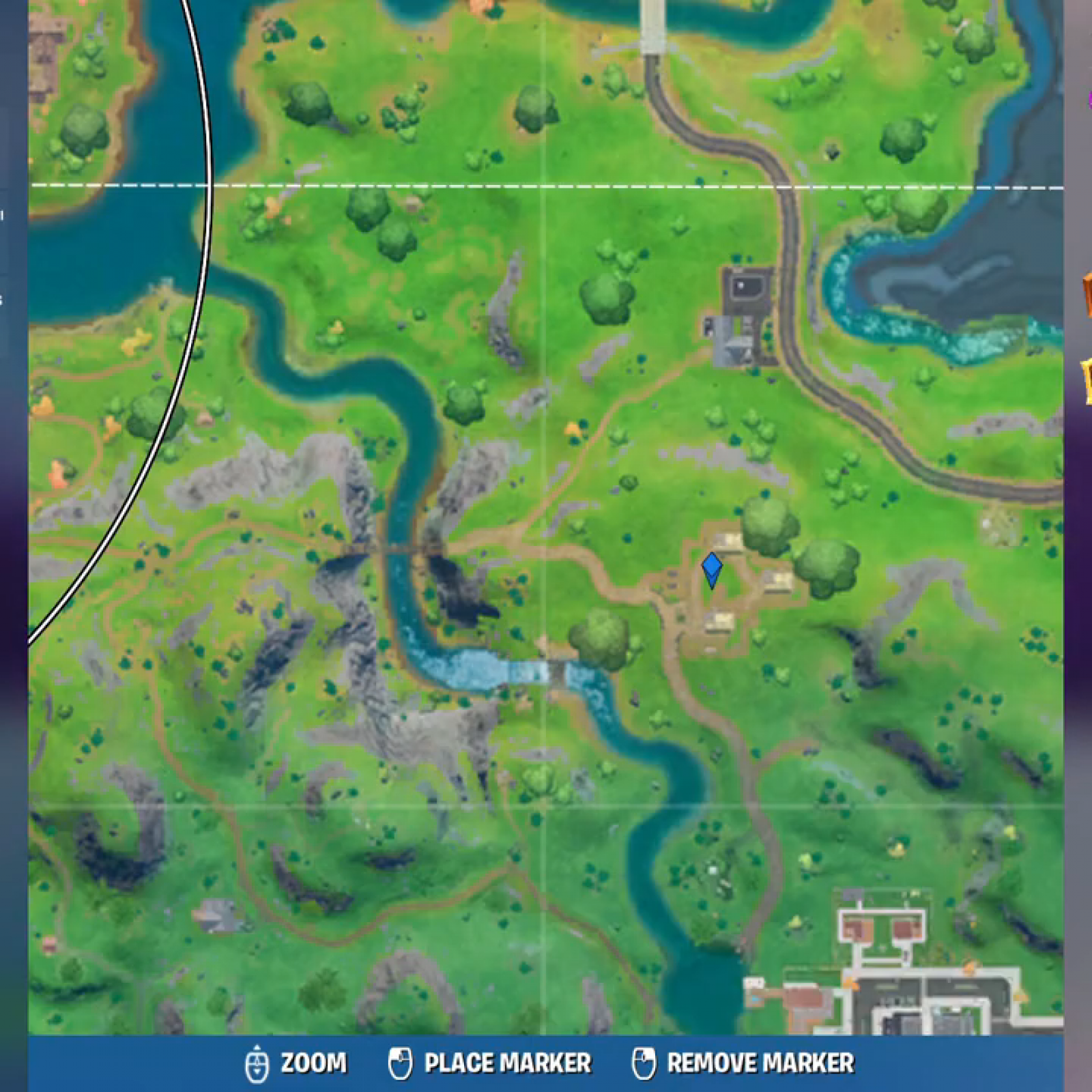 Fortnite Visit Landmarks All Locations Week 6 Challenge Guide