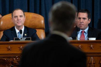 Lawmakers impeachment strategies