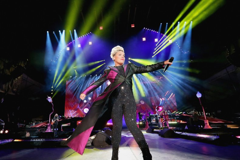 Pink Net Worth After Singer Announces 2020 Break From Music