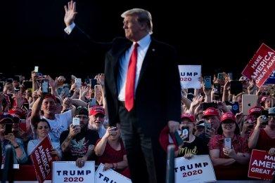 donald trump 2020 rally pennsylvania may 2019