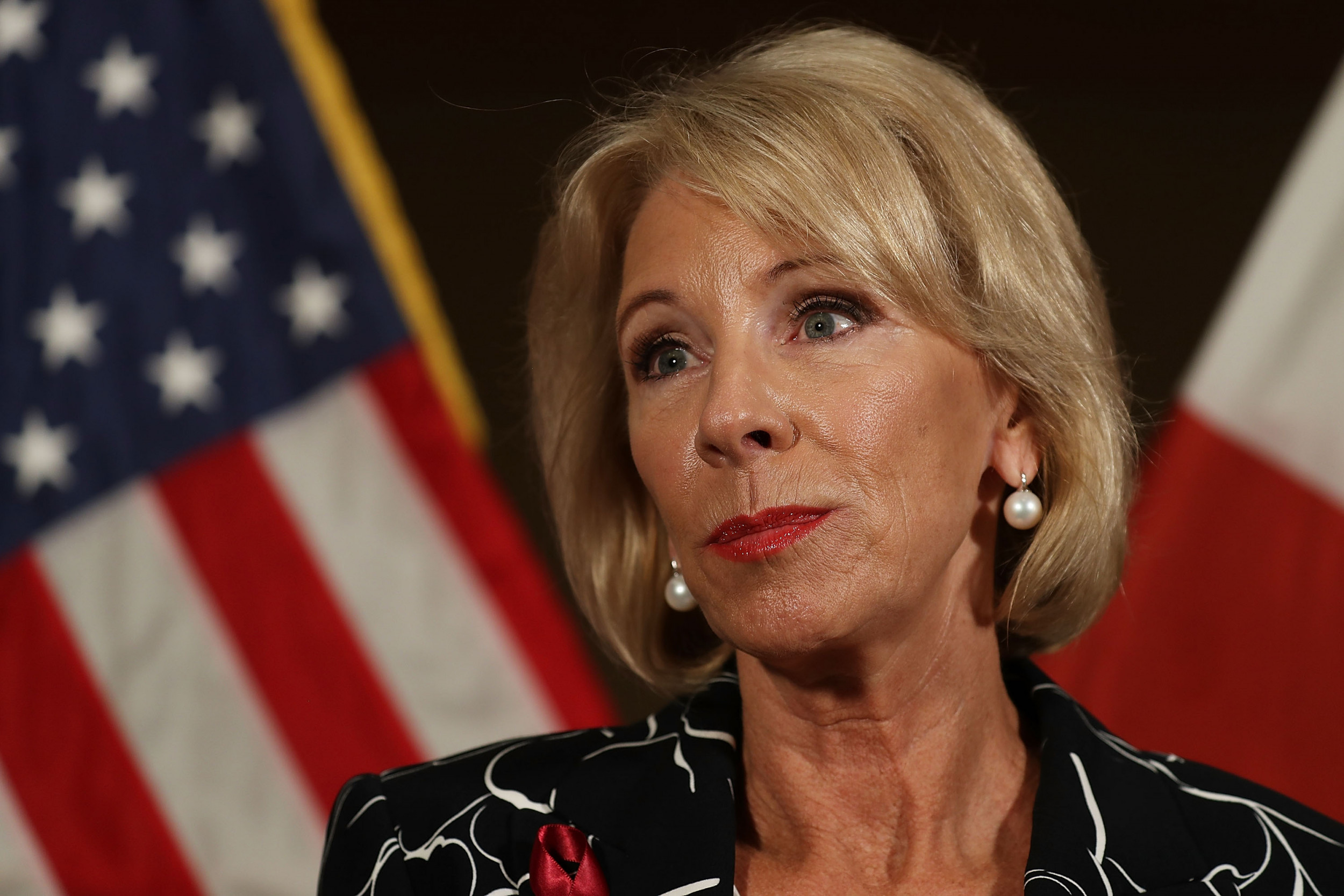 DeVos Claims Incoming FBI Agents Don't 'Really Know' What Happened on 9/11 - Newsweek