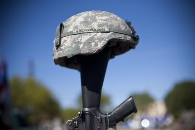 Fort Hood shooting remembrance