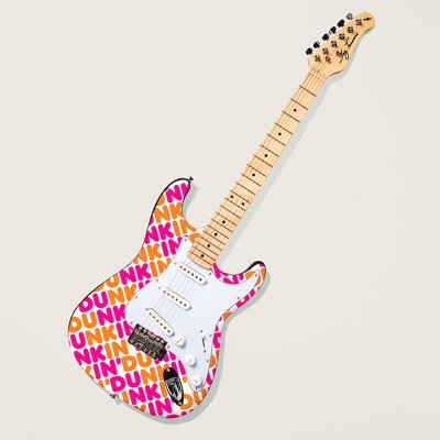 DD Electric Guitar