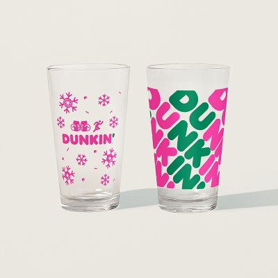 Pint glasses DD