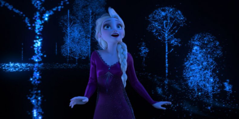 into the unknown frozen 2