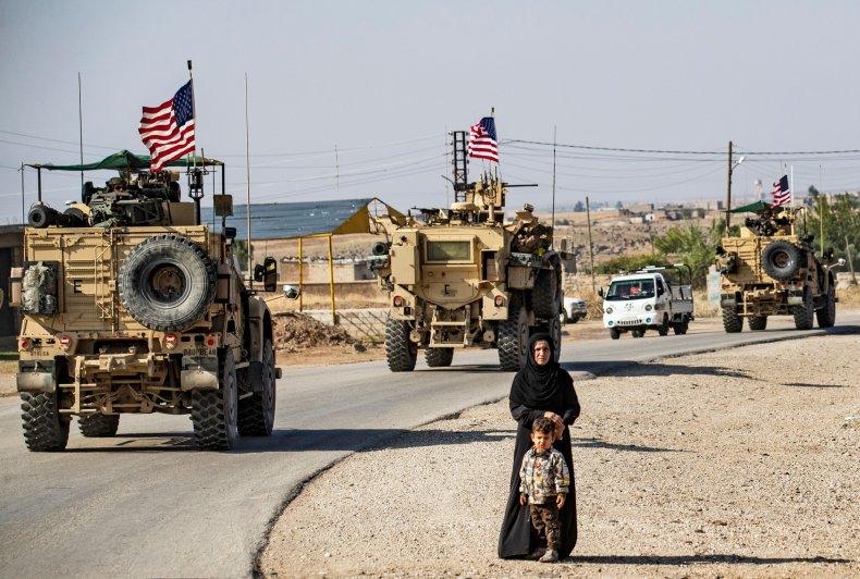Bashar al-Assad, US, troops, die, Syria, Iraq