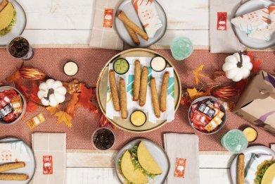 Taco Bell Thanksgiving