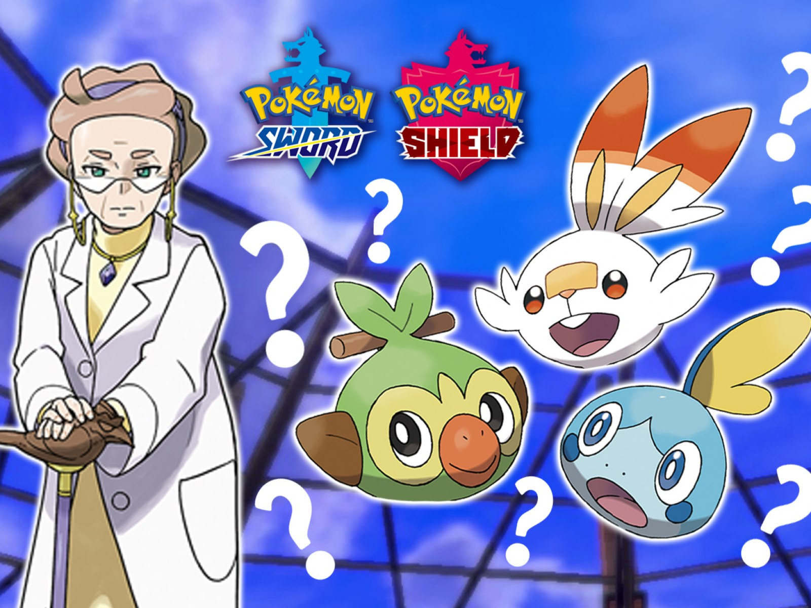 Pokemon sword starter evolutions
