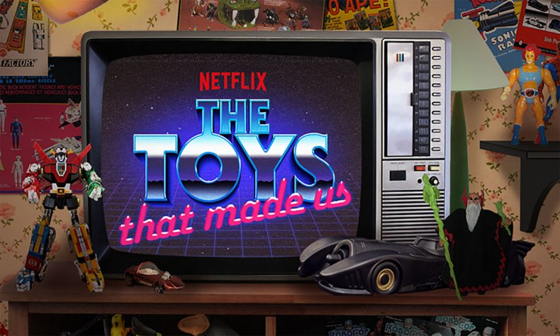 'The Toys That Made Us' Season 3