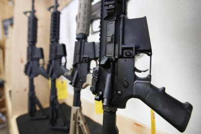Semi-Automatic Rifles