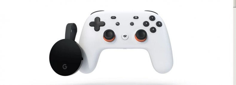 google stadia controller devices