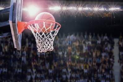 NBA Player Identity Theft