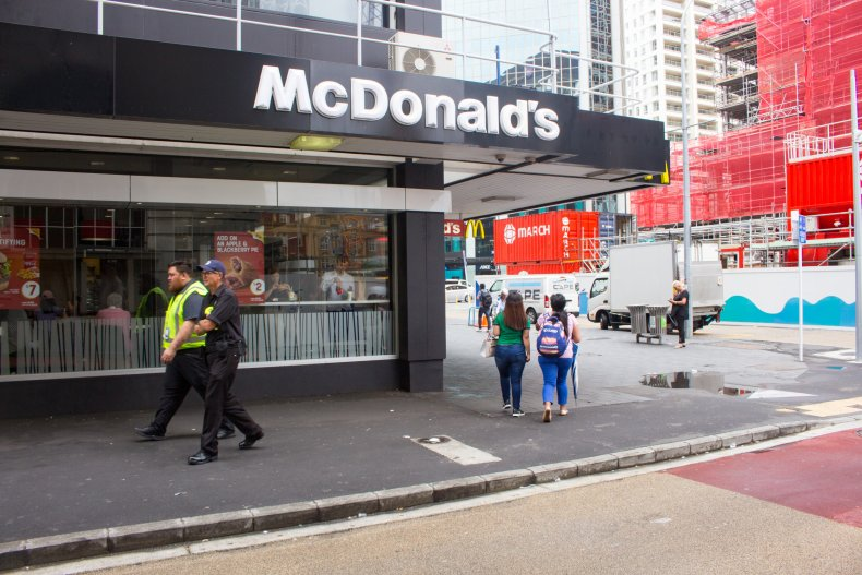 McDonald's New Zealand