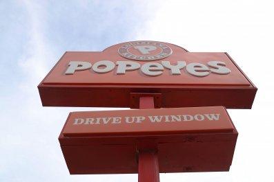 popeyes, fast food, getty