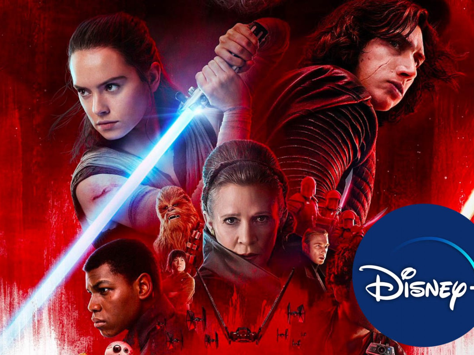 The Last Jedi On Disney Plus When Will Star Wars Episode Viii Be Streaming