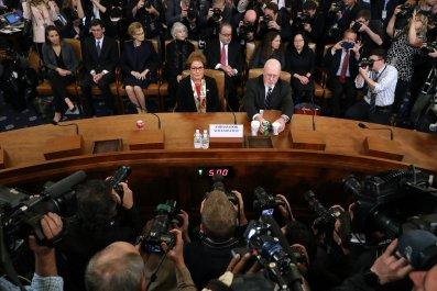 Marie Yovanovitch impeachment hearing