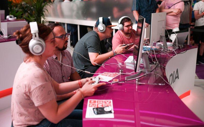 Google Stadia at Gamescom