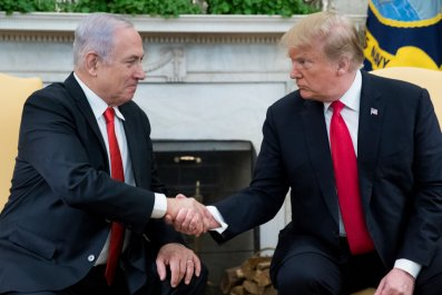 Netanyahu and Trump