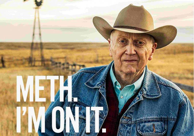 South Dakota Meth Ad