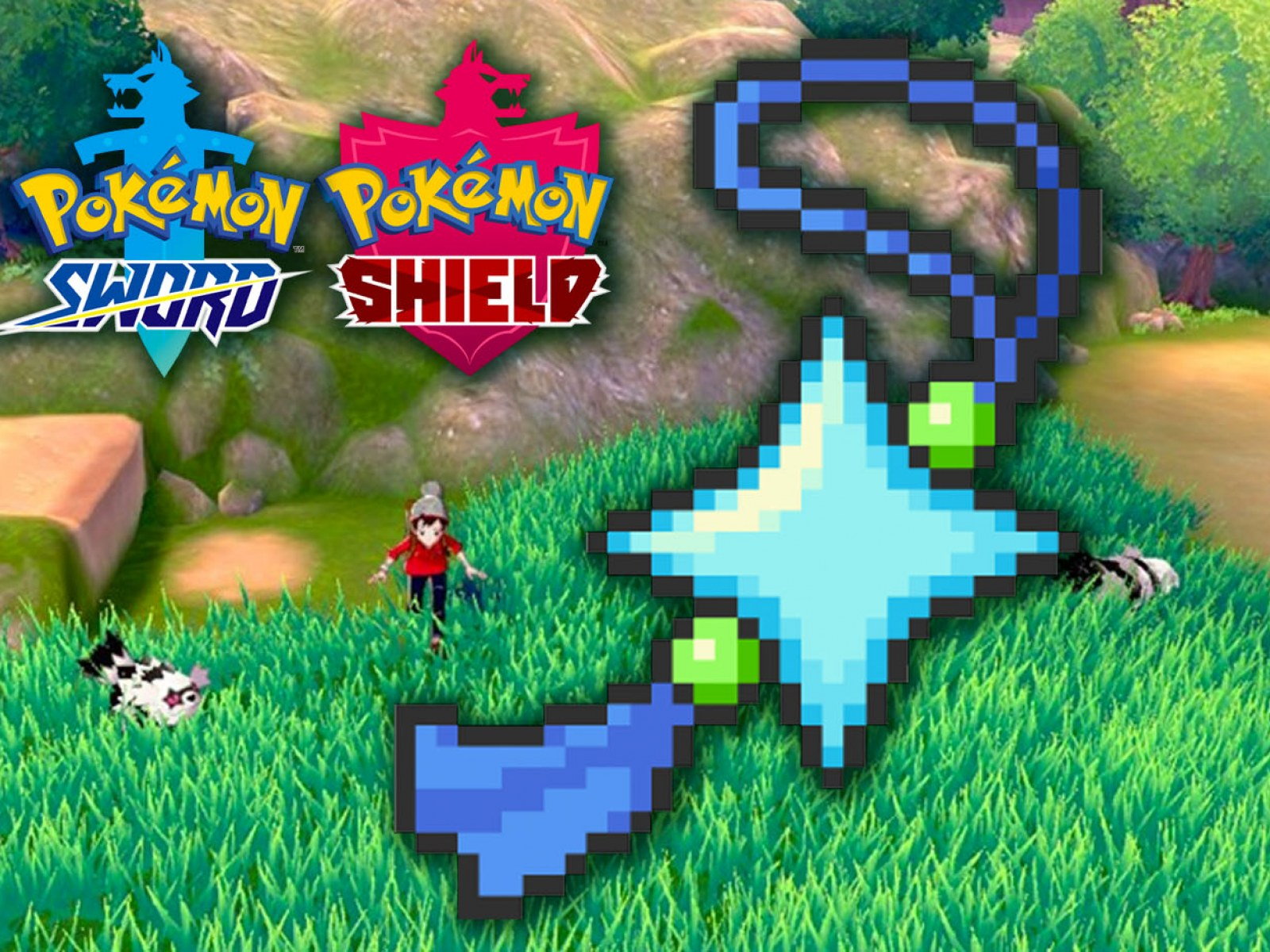 Risultati immagini per pokemon sword shiny charm