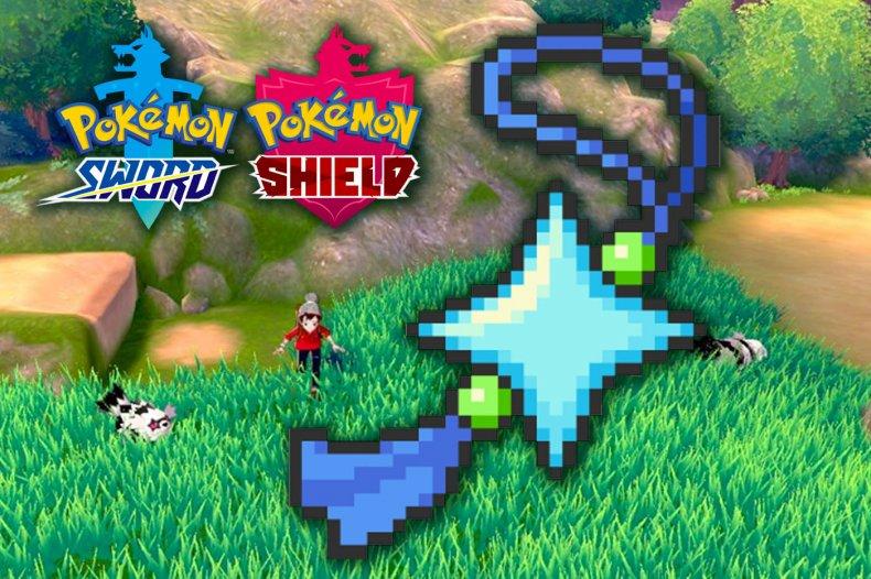 pokemon sword shield shiny charm
