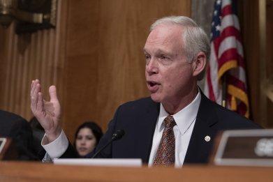 ron johnson, impeachment inquiry