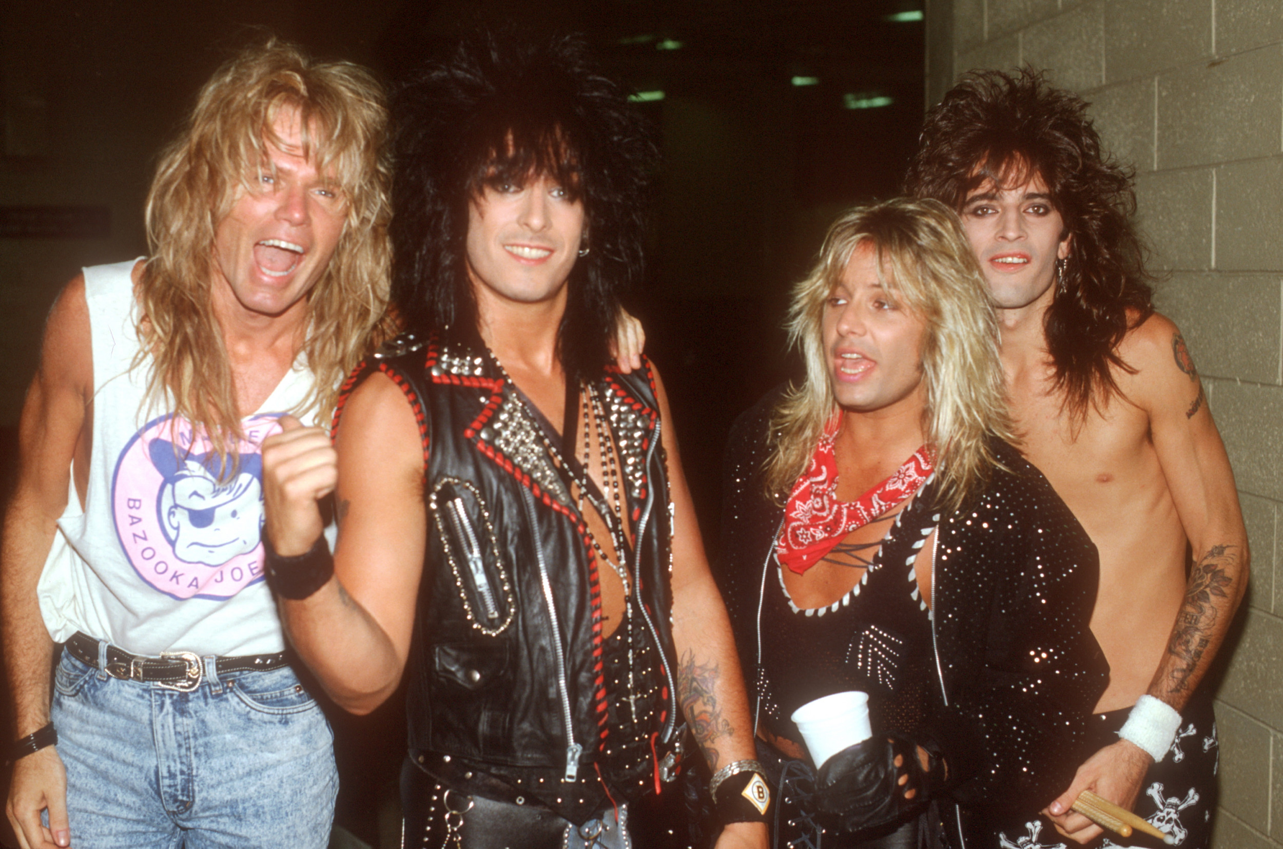 Mötley Crüe Reunion Tour: How to Buy Tickets