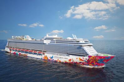 Dream Cruises - Genting Dream