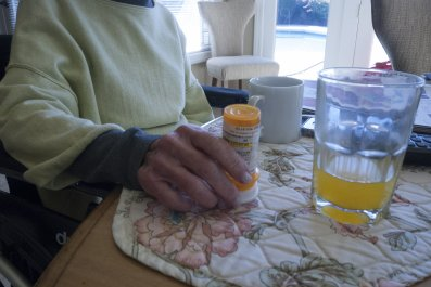 Another Study Indicates Severe Opioid Tapering