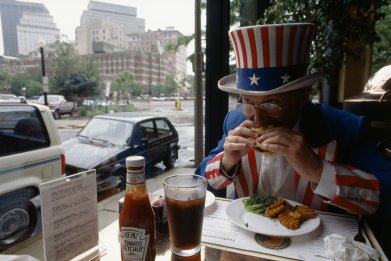 Uncle Sam in New York