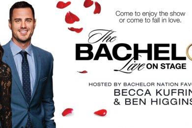 Bachelor Live Promo shot