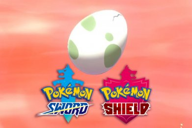 pokemon sword shield breeding egg