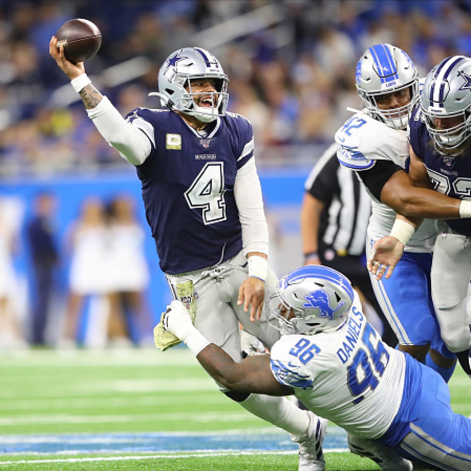 Dallas Cowboys Dak Prescott Need Marquee Wins Despite First
