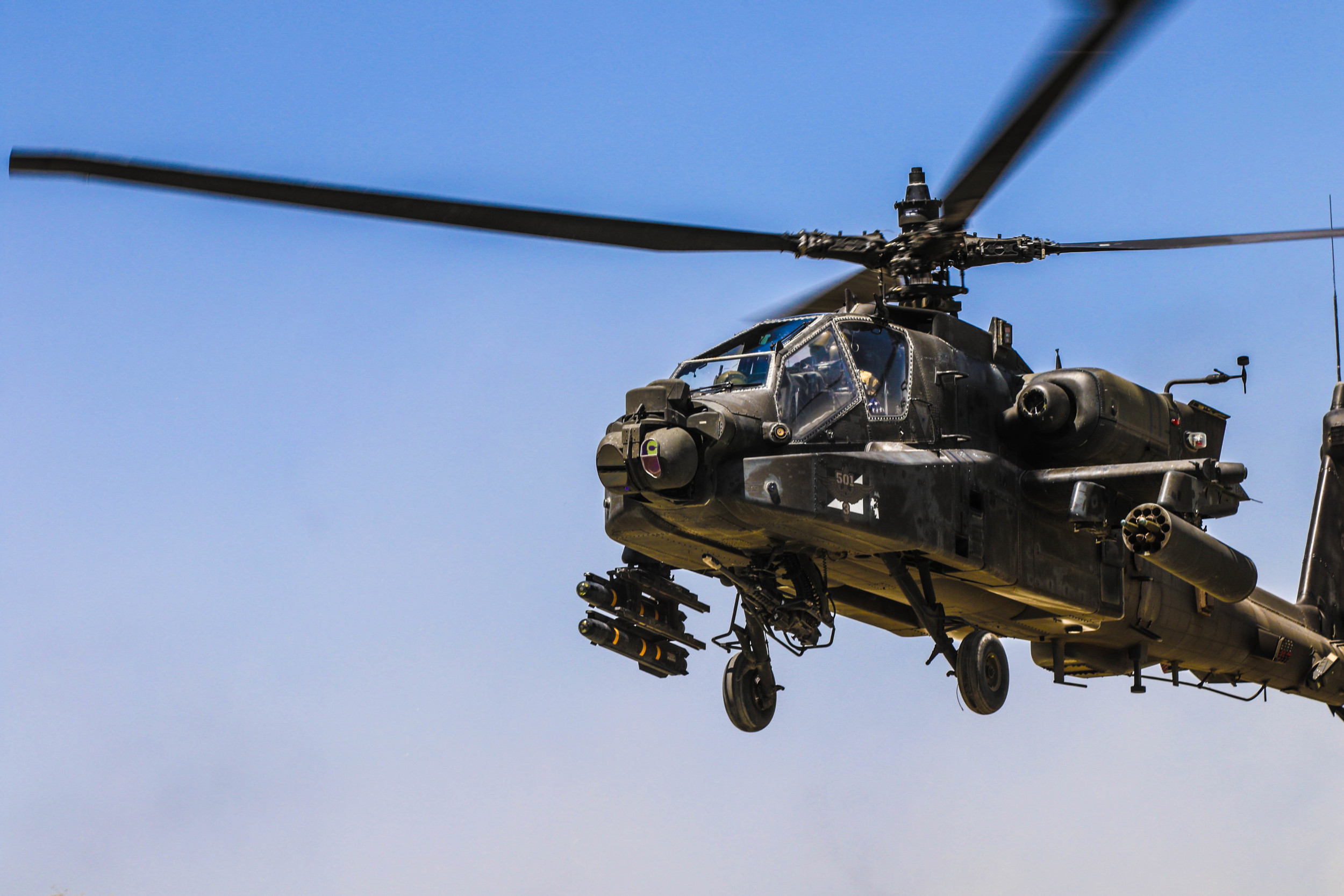Two American Service Members Killed In Helicopter Crash In
