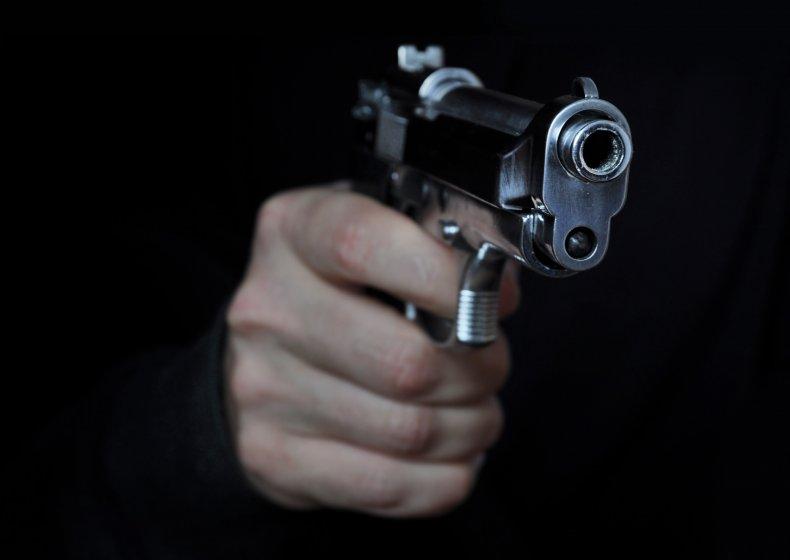 firearm, gun, weapon, stock, getty