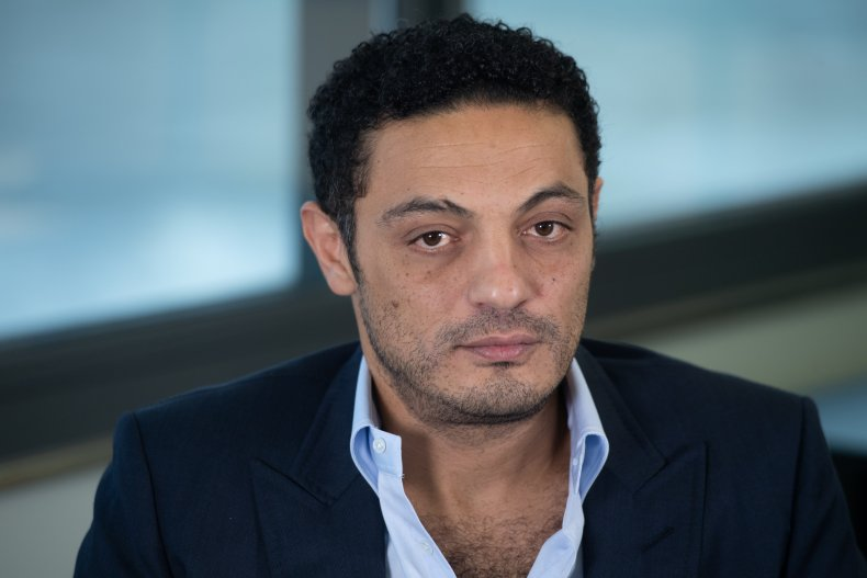 Mohamed Ali, Egypt, protests, movement, Sisi