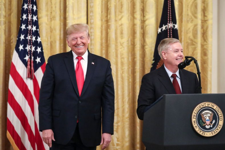 Trump and Graham