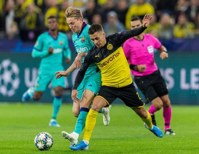 Barcelona, Borussia Dortmund