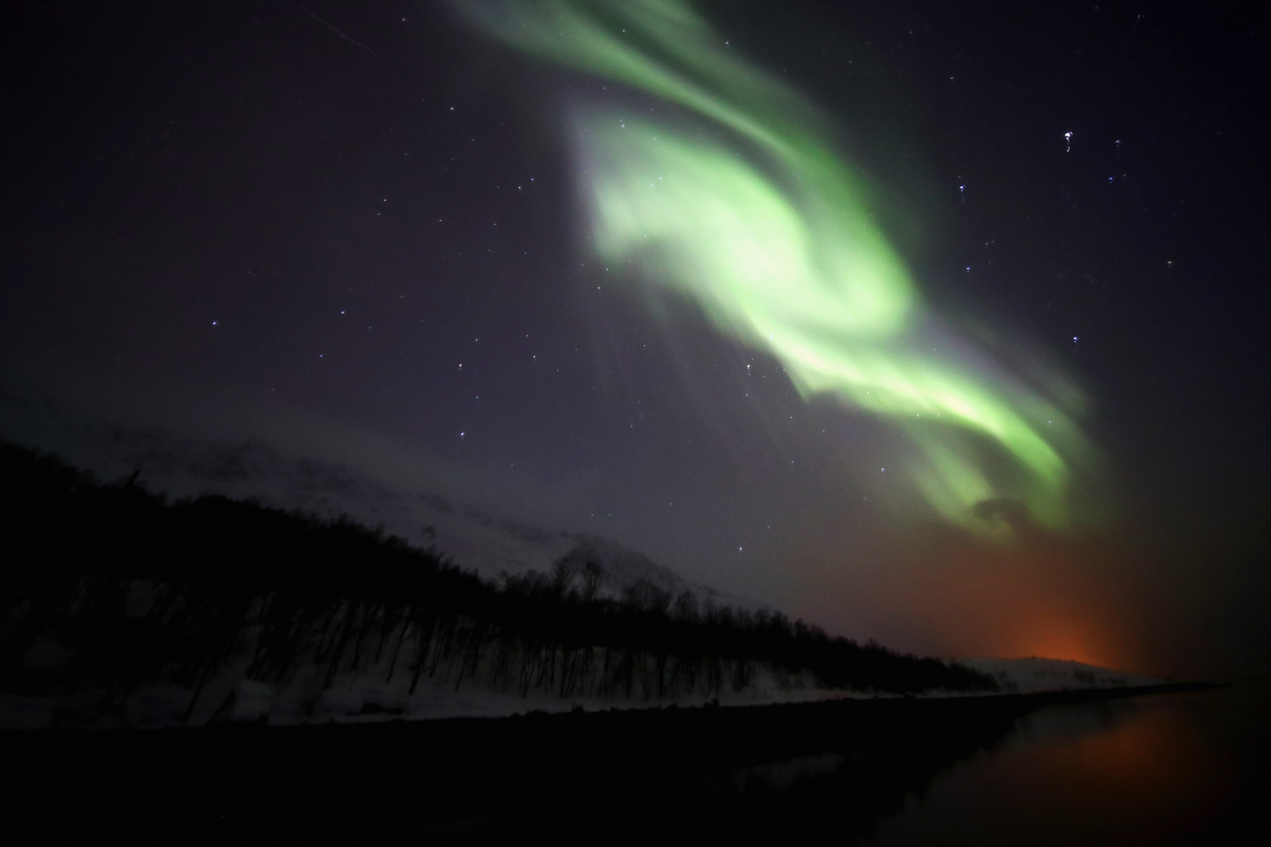 How To See The Northern Lights In The United States Where