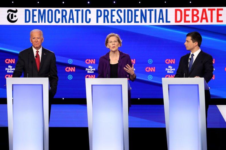 Fifth Democratic Debate Live Stream