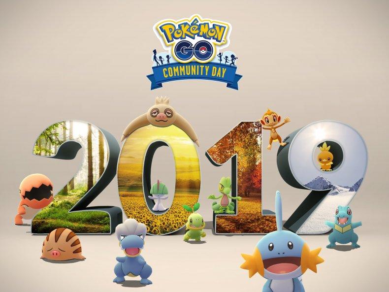 pokemon go 2019 december community day event