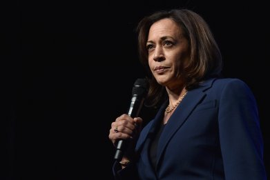 """Kamala Harris """"First In The West"""" Event In Las Vegas"""