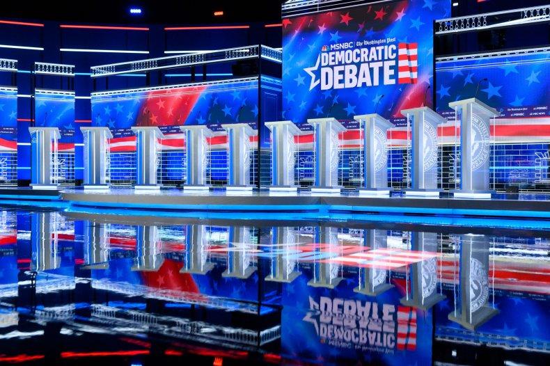 When Next Democratic Debate