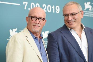 Alex Gibney, Mikhail Khodorkovsky, Citizen K, documentary