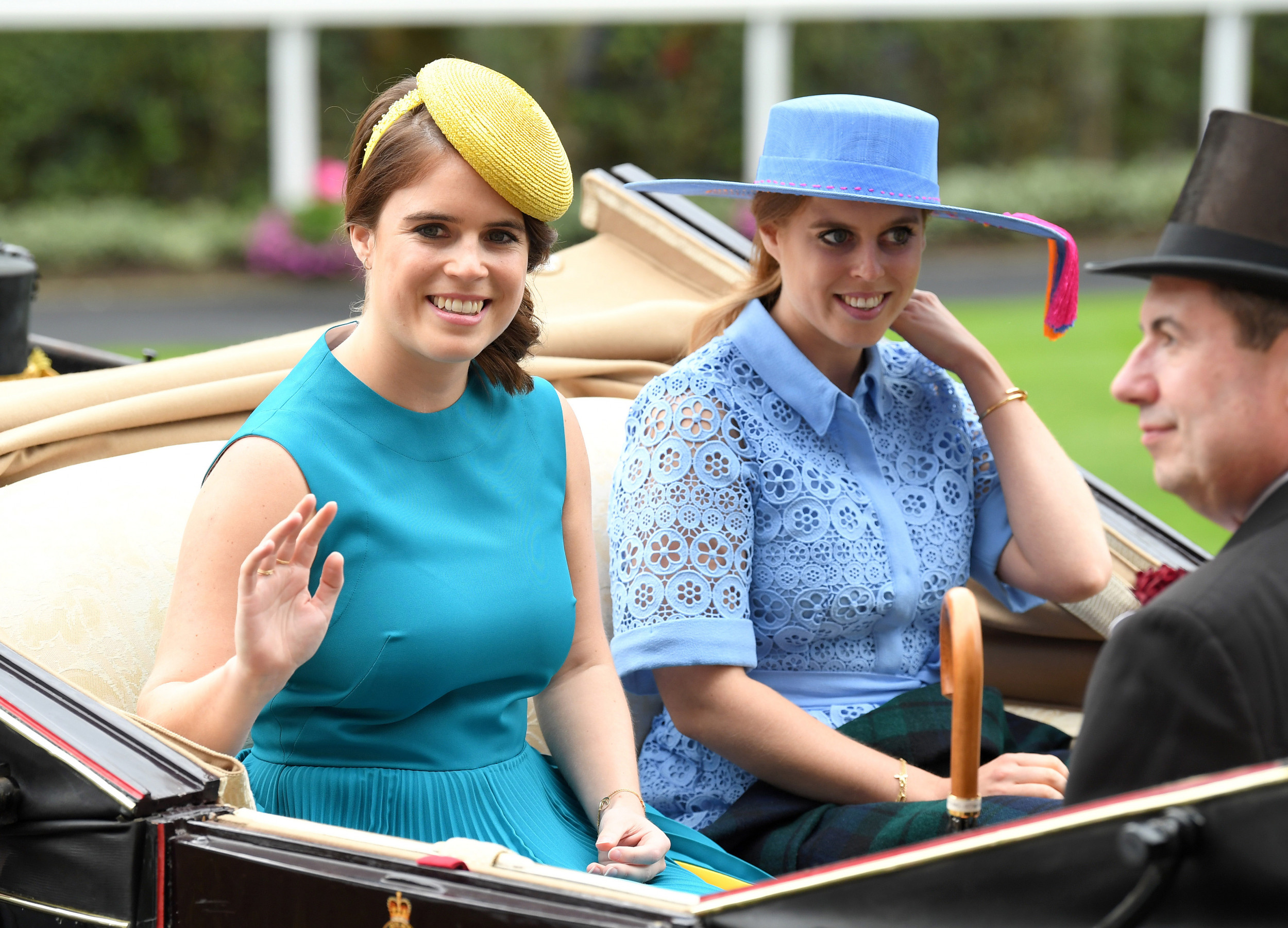 Prince Andrew S Daughters Beatrice And Eugenie Will Have To Step