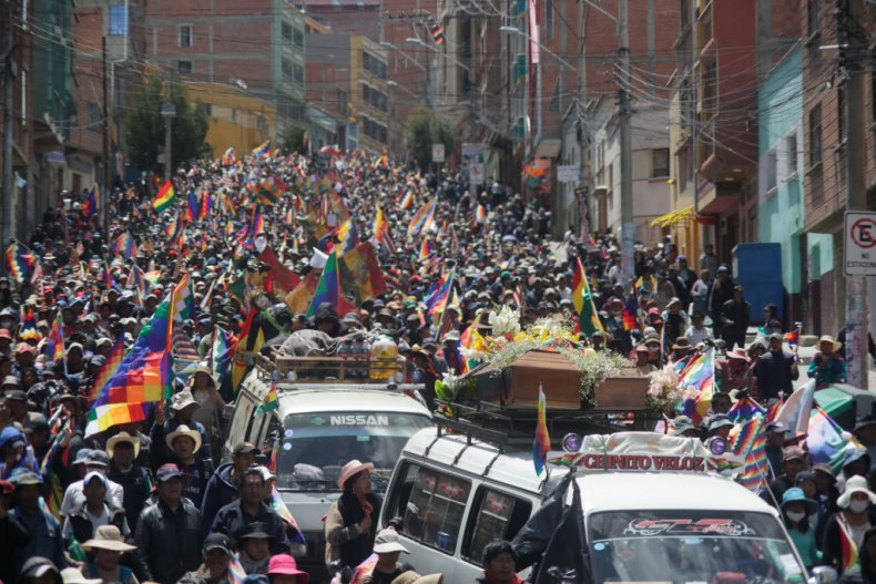 Morales, protests, bolivia
