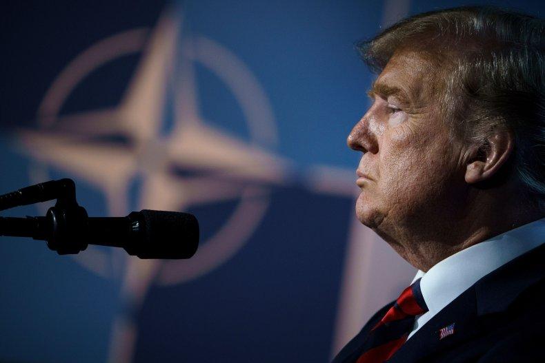 Donald Trump, NATO, anonymous, book, raped